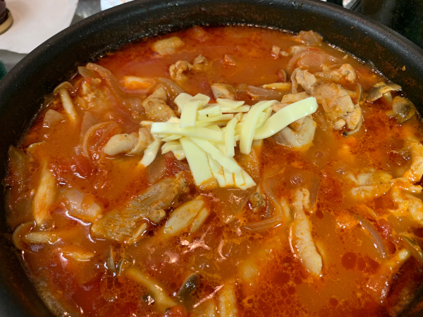 きのう何食べた?3話レシピを作ってみた!チキンのトマト煮/コールスロー