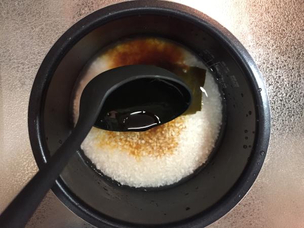 きのう何食べた?1話レシピを作ってみた!ごぼうとまいたけの炊き込みご飯