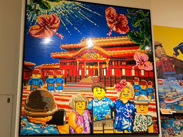 沖縄サンエーパルコシティの店舗やアクセスは?初出店を調べてみたレゴストア